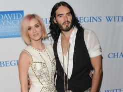 Katy Perry and Russell Brand ended their marriage after 14 months.