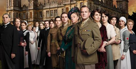 PBS hit 'Downton Abbey,' which details the lives of British aristocrats and their servants on the eve of World War I, returns for Season 2 on Sunday.