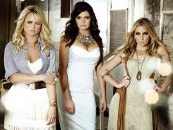 Country trio Pistol Annies — consisting of Miranda Lambert, Ashley Monroe and Angaleena Presley — teams up with The Chieftains for a new song.