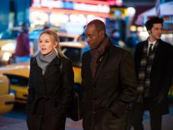 Kristen Bell plays the protege of Don Cheadle's character in 'House of Lies,' though it remains to be seen whether her character is planning to redeem him or top him.