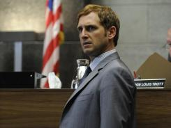 Josh Lucas stars as Mitch McDeere, a role that helped cement Tom Cruise as a movie star in the film adaptation.