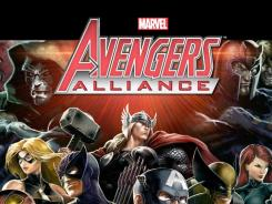 'Avengers Alliance' gathers superheroes such as Iron Man, Thor, Spider-Man and Captain America to battle a cataclysmic event.