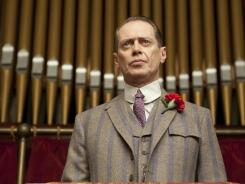 Steve Buscemi's Enoch L. Johnson is the boss of Atlantic City's underworld in the 1920s in HBO's 'Boardwalk Empire.'