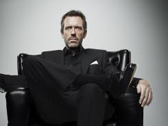 Hugh Laurie returns tonight as Gregory House in winter premiere of what may be the show's final season.