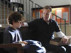 Been missing Kiefer Sutherland since '24' went off the air? You can get a preview of his new series, 'Touch,' Wednesday at 9 ET/PT on Fox.