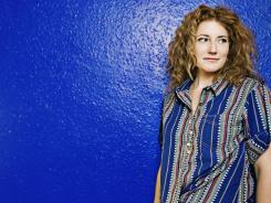 Musician Kathleen Edwards has a new album out titled 'Voyageur.'