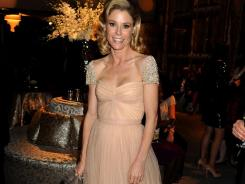 Julie Bowen celebrated her show's win at the HBO party.