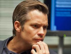 New enemies await Raylan Givens (Timothy Olyphant) in Season 3 of 'Justified.'