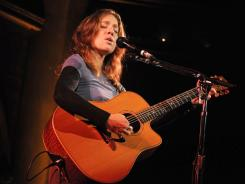 Ani DiFranco has a new album out this week.