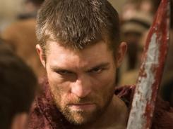 Liam McIntyre steps into Spartacus' sandals.