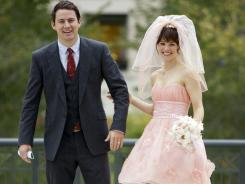 'The Vow,' with Channing Tatum and Rachel McAdams, was No. 1 at the box office this weekend.