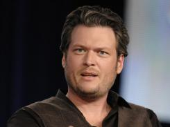 Country singer Blake Shelton is rescheduling several tour dates following the death of his father, Dick Shelton, on Tuesday.