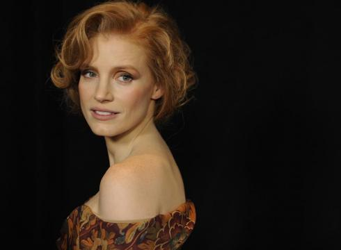 A busy and bountiful year Jessica Chastain had big critically lauded roles