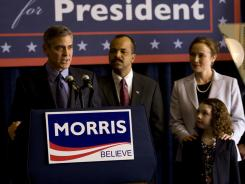 George Clooney stars in and directs the 'The Ides of March,' now available on DVD.