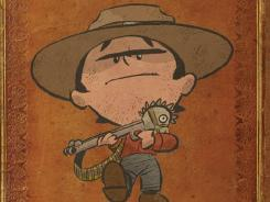 Boyd Linney is a 10-year-old bounty hunter whose quest is to round up his family of outlaws in 'Cow Boy.'