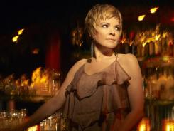 Jazz vocalist Karrin Allyson has had four jazz vocal albums nominated for Grammys, including this year's ' 'Round Midnight.'