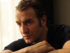 Silence is golden: French actor Jean Dujardin is getting noticed for his expressive performance in the silent flick 'The Artist.'
