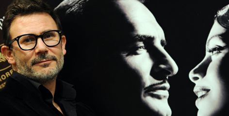 Michel Hazanavicius, director of 'The Artist,'  is the man to beat for the best director Oscar.