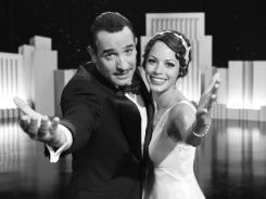 Jean Dujardin, Berenice Bejo and their film all got Oscar nominations.