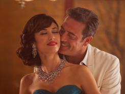Jeffrey Dean Morgan and Olga Kurylenko live in Starz's 'Magic City.'