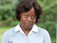 Viola Davis stars as courageous Aibileen Clark in 'The Help.'