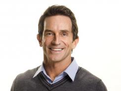And he thought 'Survivor' was cut-throat: Jeff Probst is sticking his toes in the water of daytime talk.