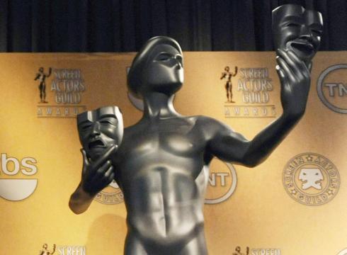 Actors honor actors at the 18th annual screen actors guild awards held