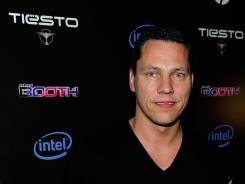 """""""People are screaming and jumping for you. It's the best feeling in the world,"""" says DJ Tiesto."""