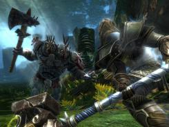 Role playing goes to the next level: In 'Kingdoms of Amalur: Reckoning,' the first game from 38 Studios, you play as a hero whose fate will affect the fortunes of all the inhabitants of Amalur.