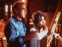 Ben Gazzara and Rita Moreno play Frank and Maggie, a couple struggling under the weight of a 40-year marriage, in John Gallagher's wistful, poignant look at marriage, 'Blue Moon.'
