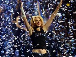Madonna will perform during the Superbowl's halftime show on Sunday. She's also got a new film coming out, 'W.E.'