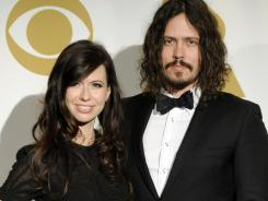 Joy Williams and John Paul White of The Civil Wars are married, just not to each other. They've been nominated for best folk album and best country duo/group performance.