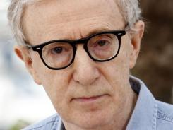 Woody Allen is nominated fro 'Midnight in Paris,' which features Rachel McAdams.