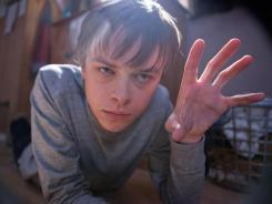 'Chronicle,' with Dane DeHaan, edged out 'The Woman in Black' for No. 1 at the box office.