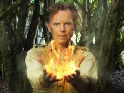 Emmet Cole (Bruce Greenwood) is a TV adventurer missing in the Amazon, and he's been found by spirits.