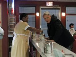Gibbs' morning coffee stop turns into a life-or-death affair on the 200th episode of 'NCIS.'