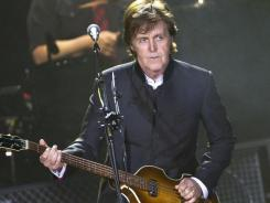 Paul McCartney will receive the MusicCares Person of the Year award this weekend as part of the festivities surrounding Sunday's Grammy Awards.