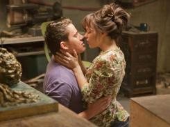 A breakable vow: Rom-com cliches run rampant in 'The Vow,' starring Channing Tatum and Rachel McAdams.