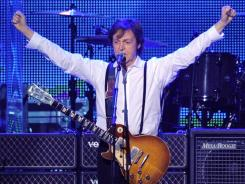 Paul McCartney Rocks His Own Tribute