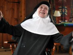 A higher calling: Mother Dolores, the former actress Dolores Hart, is the focus of the Oscar-nominated God Is the Bigger Elvis, which premieres April 5 on HBO.