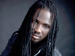Reggae/dancehall star I-Octane's new album, 'Crying to the Nation,' is out Tuesday.