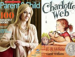 'Scholastic Parent & Child' magazine ranks 'Charlotte's Web' as the No. 1 book for kids ever written.