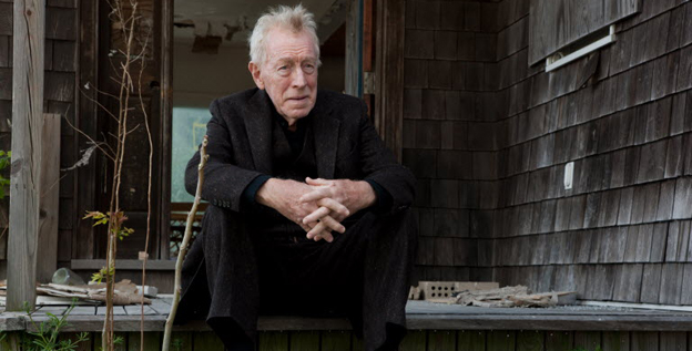 Is silence golden? Max Von Sydow has been nominated for a Best Supporting Actor Oscar for his portrayal of a mute Dresden-bombing survivor in 'Extremely Loud & Incredibly Close.'