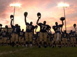 Grit on the gridiron: The documentary follows a season with Memphis' Manassas Tigers high school football team.
