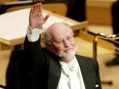 Hollywood legend: John Williams, 80, created the soundtracks for 'Star Wars,' 'E.T.,' 'Jaws' and many other classic films.