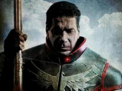 Lou Ferrigno stars as a washed-up superhero who takes his life back in the indie film Liberator.
