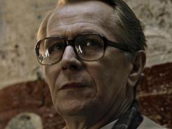 George Smiley (Gary Oldman) doesn't say a word for the first 18 minutes of 'Tinker Tailor Soldier Spy.'