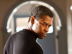 Denzel Washington's holdover 'Safe House' was No. 1 at the box office this weekend, followed by holdover 'The Vow.'
