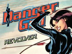 The agents of Danger Girl are back in action in the new miniseries Revolver.