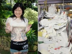 Comedian Margaret Cho is among those writing letters at The Rumpus, and for $5 a month, you could receive one from her and other authors.
